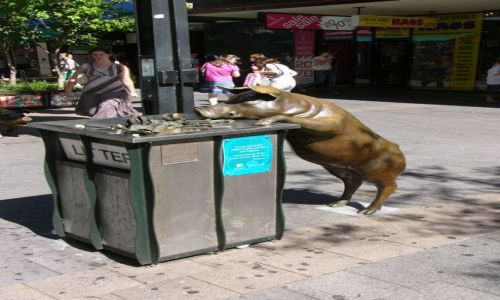 Zdjecie AUSTRALIA / SA / Adelaide / Pomnik II