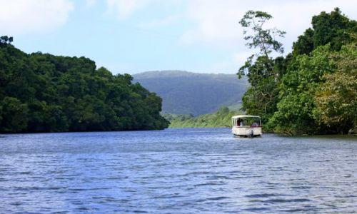 AUSTRALIA / Queensland / Daintree / Rzeka Daintree