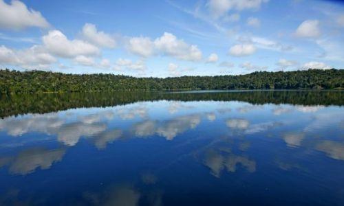 Zdjecie AUSTRALIA / Queensland / Atherton Tablelands / Jezioro Barrine