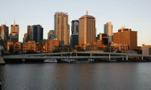 Zdjęcie AUSTRALIA / Queensland / Brisbane / Widok z Southbank