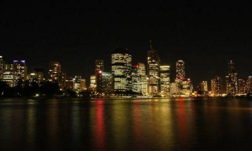 Zdjęcie AUSTRALIA / Queensland / Brisbane / Widok na miasto w Kangaroo Point