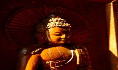 AUSTRALIA / Queensland / Brisbane / Budda w Swiatyni Nepalijskiej