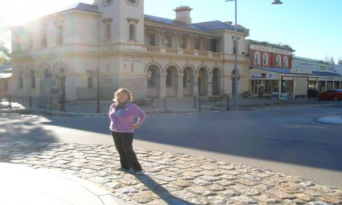Zdjecie AUSTRALIA / Victoria / Beechworth / beechworth-stare miasteczko --u podnozw australijskich Alp