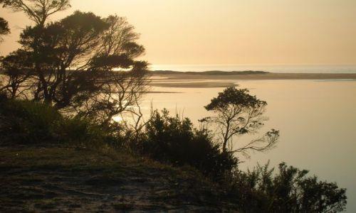 Zdjecie AUSTRALIA / Victoria / Marlo / Snowy River wieczorem