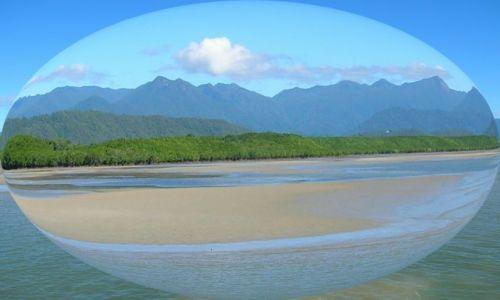 Zdjęcie AUSTRALIA / Queensland / Okolice Cairns / Widok z port Douglas