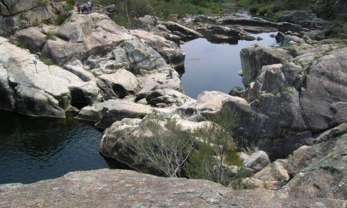 Zdjecie AUSTRALIA / NSW / Okolice Canberry / Kapielisko w skalach