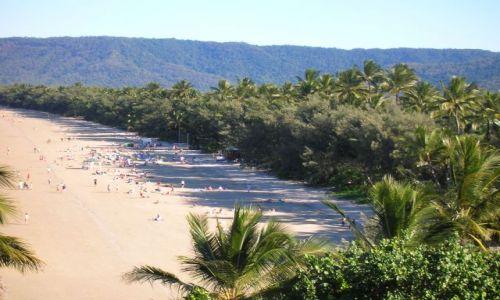 Zdjęcie AUSTRALIA / Qld / Port Douglas / Plaza w tropiku
