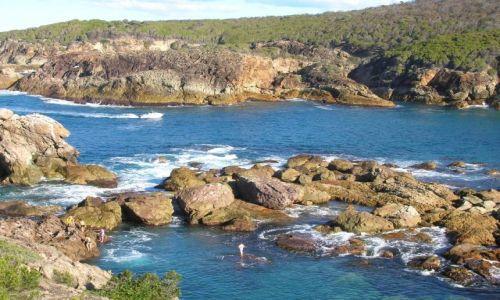 Zdjęcie AUSTRALIA / NSW / Tathra beach / Cieply Pacific