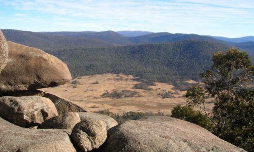 Zdjęcie AUSTRALIA / ACT / Namadgi Nat. park / Boulders