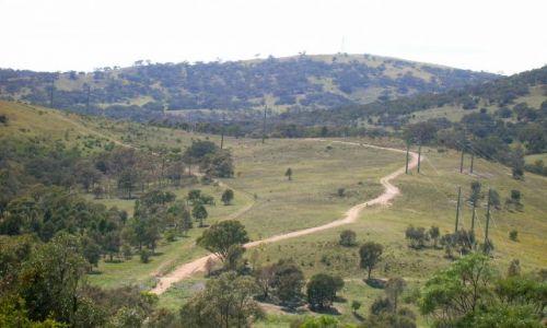Zdjecie AUSTRALIA / ACT / Okolice Canberry / Spacer w gorach