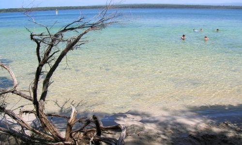 Zdjecie AUSTRALIA / NSW / Swan Lake / Ulubiona plaza