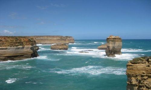 Zdjecie AUSTRALIA / Victoria / Port Campbell / Dwanaście Apostołów