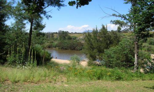 Zdjecie AUSTRALIA / ACT / Pine island / Do wody!