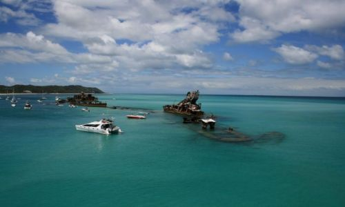 Zdjecie AUSTRALIA / Queensland / Moreton Island / Moreton Island