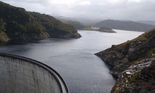 Zdjecie AUSTRALIA / Tasmania / Tasmania / Lake Gordon