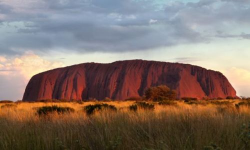 Zdjecie AUSTRALIA / - / Uluru / Uluru