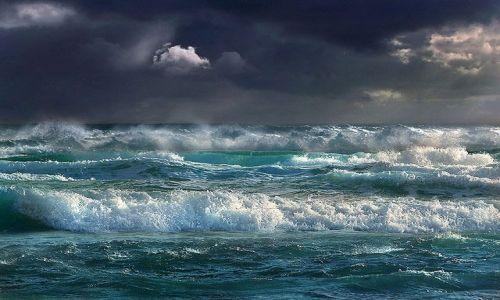 Zdjecie AUSTRALIA / Poludniowa Australia / Waitpinga Beach / sztorm