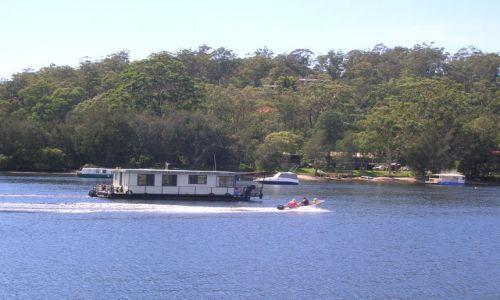 AUSTRALIA / NSW / Clyde River / Domek do wynajecia
