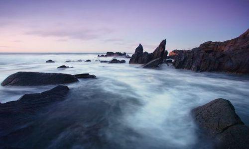 Zdjecie AUSTRALIA / South Australia / Florieu Peninsula / Tutaj swiat sie konczy