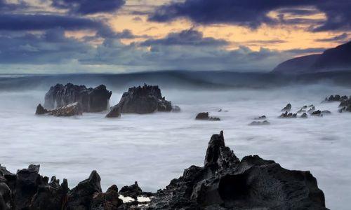 Zdjęcie AUSTRALIA / South Australia / Florieu Peninsula / powrot na skraj swiata