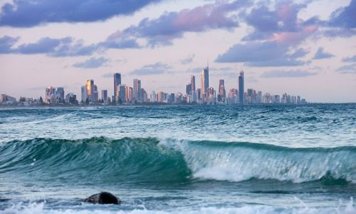 Zdjecie AUSTRALIA / Queensland / Surfers Paradise / New Atlantis