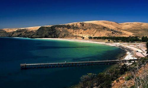 Zdjecie AUSTRALIA / Florieu Peninsula / Rapid Bay / Rapid Bay