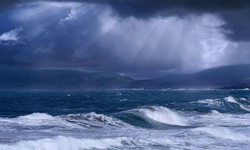 AUSTRALIA / wybrzeze poludniowe / Polwysep Florieu / nadzieja na pogode