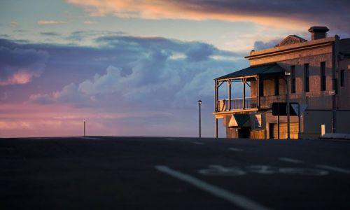 Zdjecie AUSTRALIA / South Australia / Henley Beach / pub  w Adelaide