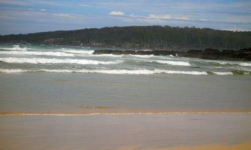 Zdjęcie AUSTRALIA / NSW / South Coast / Nad oceanem