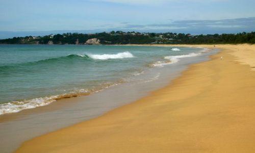 Zdjecie AUSTRALIA / NSW / South Coast / Na plazy