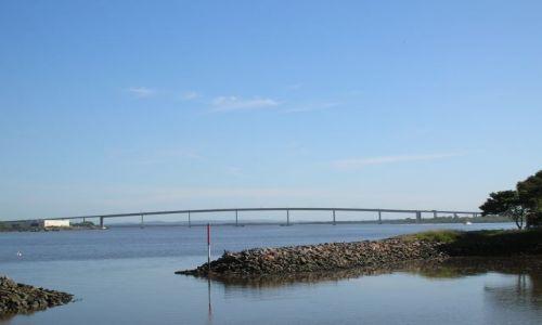 Zdjęcie AUSTRALIA / Nowa Pd. walia / Newcastle / Most-wjazd do Newcastle