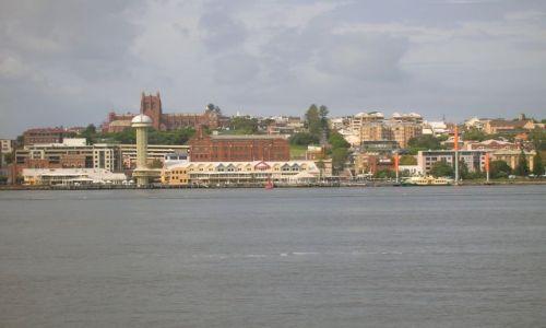 Zdjęcie AUSTRALIA / Nowa Pd. walia / Newcastle / Widok na Newcastle