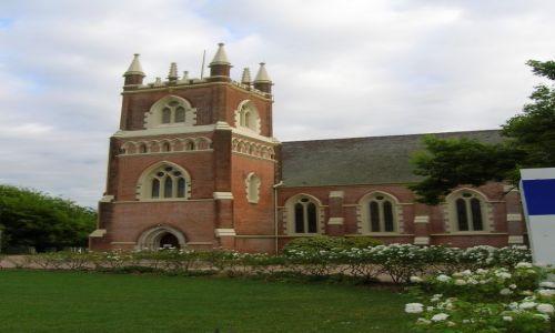 Zdjęcie AUSTRALIA / Central NSW / Mudgee / Zabytkowy kosciol katolicki