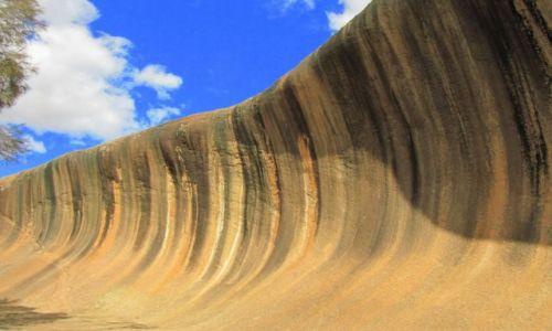 Zdjecie AUSTRALIA / Hyden / Hyden / Wave Rock