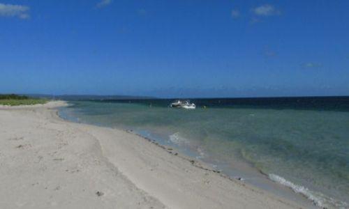 Zdjecie AUSTRALIA / Busselton / plaża / plaża w Busselton