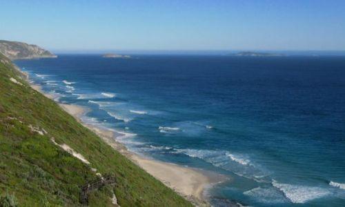 Zdjęcie AUSTRALIA / Albany / plaza / daleka plaża