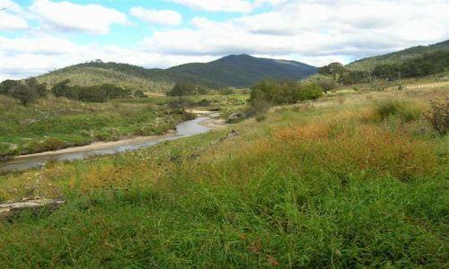 Zdjecie AUSTRALIA / Wsch. Australia / Australian Alps / Gorska rzeka, Nass River
