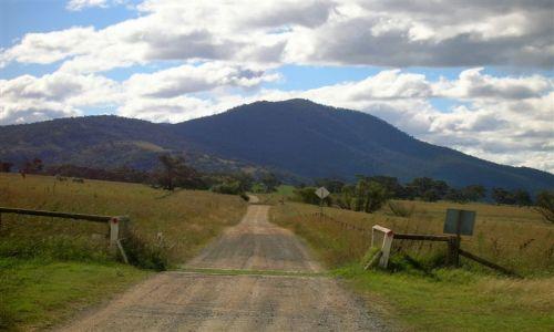 Zdjecie AUSTRALIA / Wsch. Australia / Australian Alps / Wejscie na szczyt MT. Tenant