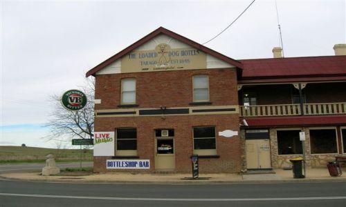 Zdjecie AUSTRALIA / NSW / Terriga / Zabytkowy Hotel Psa