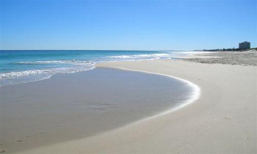 Zdjecie AUSTRALIA / WA / Scarborough beach / Plaze Zachodniej Australii