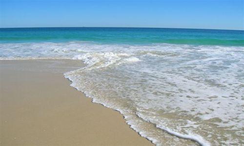 Zdjecie AUSTRALIA / WA / Perth / Kolory wody