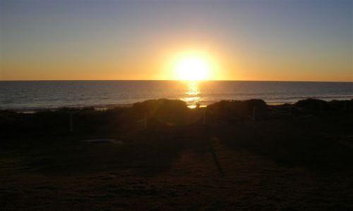 Zdjęcie AUSTRALIA / Zach.Australia / Perth / Zachod slonca w Zach. Australii
