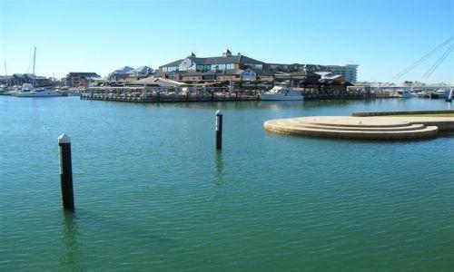 Zdjęcie AUSTRALIA / Zach.Australia / Mandurah marina / Marina