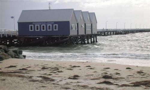 Zdjecie AUSTRALIA / WA / Busselton / Busselton-molo