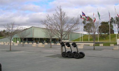 Zdjecie AUSTRALIA / ACT / Canberra / Rowery o innym ksztalcie