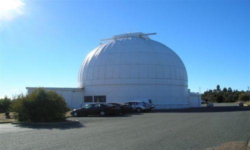 Zdjecie AUSTRALIA / ACT / MT Stromlo / Obserwatorium astronomiczne w Canberze