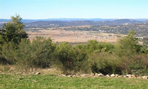 Zdjecie AUSTRALIA / ACT / Rezerwat przyrody / panorama