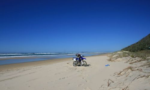AUSTRALIA / Queensland / Rainbow Beach / Rainbow Beach