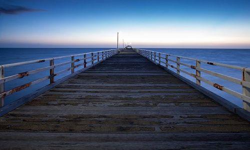 Zdjecie AUSTRALIA / Adelaide / Grange / Grange jetty