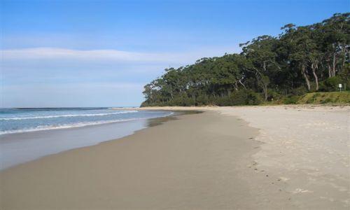 Zdjecie AUSTRALIA / NSW / Ulladulla / Nad oceanem